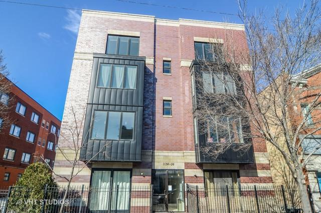 1134 N California Avenue #101, Chicago, IL 60622 (MLS #09885461) :: Property Consultants Realty