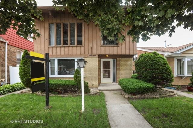 4636 S Keeler Avenue, Chicago, IL 60632 (MLS #09889750) :: Ani Real Estate