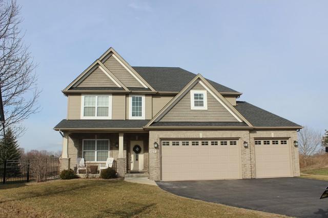 127 Pineridge Drive, Oswego, IL 60543 (MLS #09891317) :: The Jacobs Group