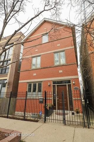 2224 W Belden Avenue, Chicago, IL 60647 (MLS #09902077) :: Domain Realty