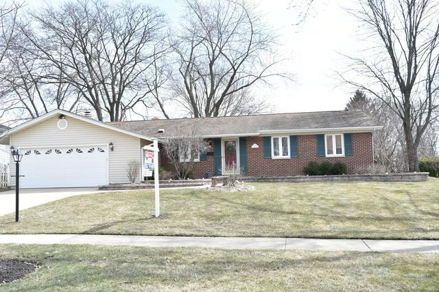 4025 Hudson Drive, Hoffman Estates, IL 60192 (MLS #09903378) :: The Jacobs Group