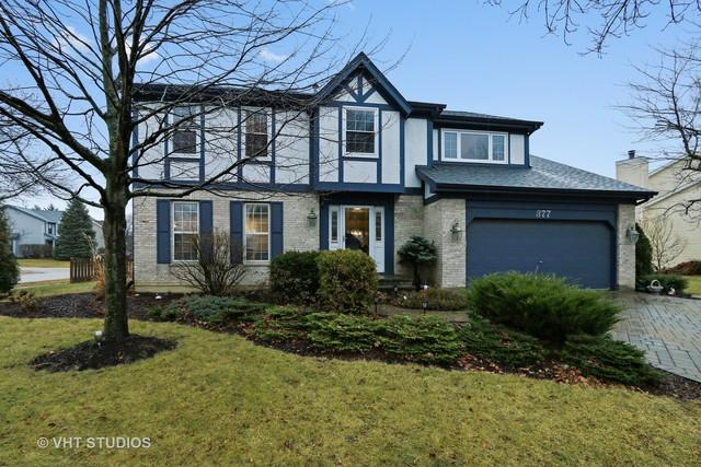 377 Clarewood Circle, Grayslake, IL 60030 (MLS #09907436) :: The Jacobs Group