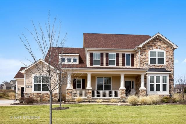 23540 N Sanctuary Club Drive, Kildeer, IL 60047 (MLS #09908481) :: Helen Oliveri Real Estate