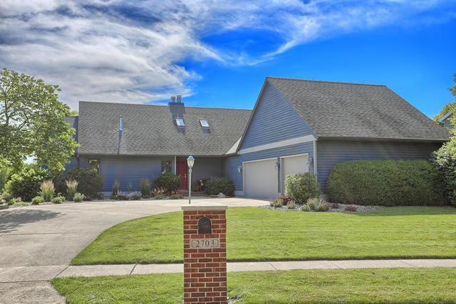 2703 Prairie Meadow Drive, Champaign, IL 61822 (MLS #09915500) :: Ryan Dallas Real Estate