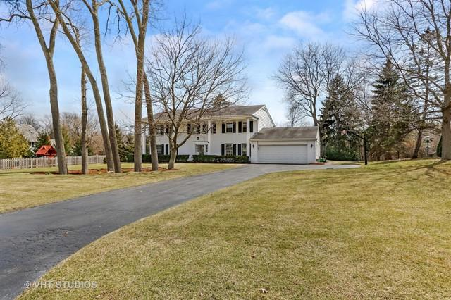 1377 Arcady Drive, Lake Forest, IL 60045 (MLS #09915911) :: The Jacobs Group