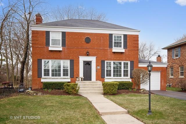 724 Perth Avenue, Flossmoor, IL 60422 (MLS #09917974) :: The Wexler Group at Keller Williams Preferred Realty