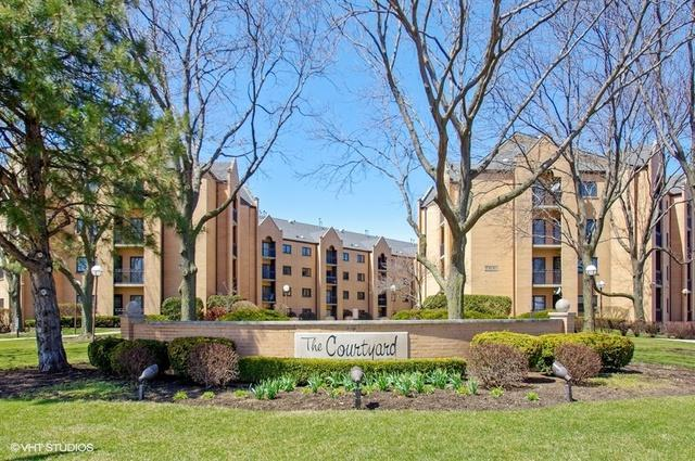 7400 W Lawrence Avenue W #332, Harwood Heights, IL 60706 (MLS #09921616) :: Lewke Partners