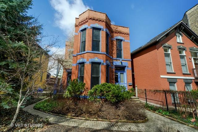 1564 N Hoyne Avenue, Chicago, IL 60622 (MLS #09921878) :: The Perotti Group