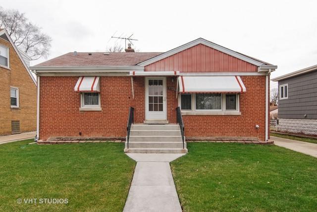 9126 30th Street, Brookfield, IL 60513 (MLS #09923057) :: Lewke Partners