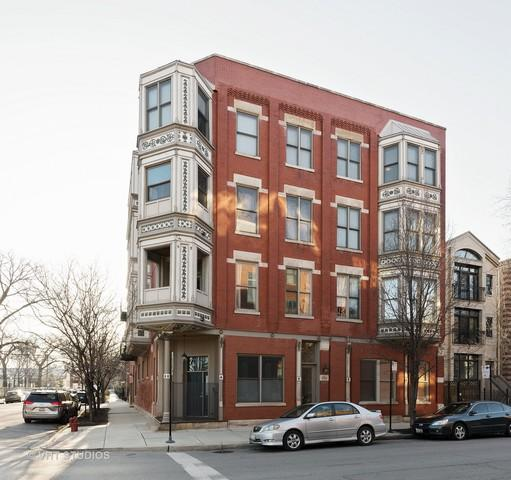 834 N Wood Street 2S, Chicago, IL 60622 (MLS #09923067) :: The Perotti Group