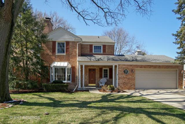 320 S Windsor Drive, Arlington Heights, IL 60004 (MLS #09923134) :: Lewke Partners
