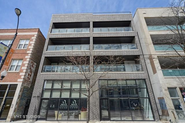 2210 W Chicago Avenue 4W, Chicago, IL 60622 (MLS #09925045) :: Property Consultants Realty