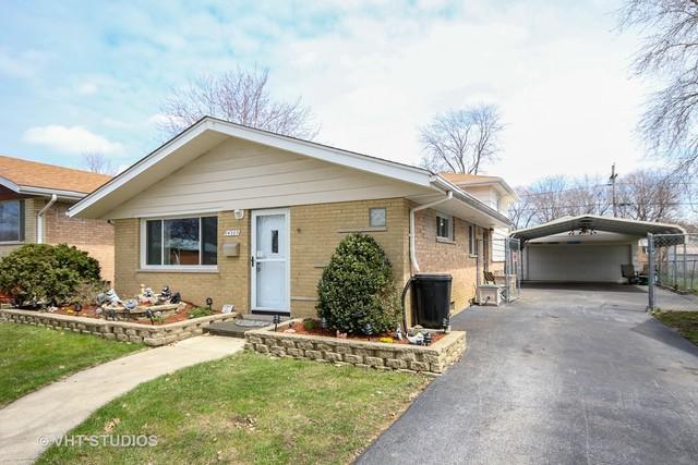 14507 S Keeler Avenue S, Midlothian, IL 60445 (MLS #09926695) :: Lewke Partners
