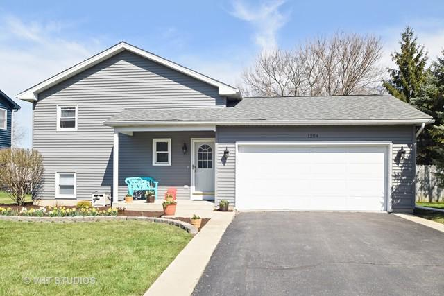 1204 Capri Terrace, Mchenry, IL 60050 (MLS #09938713) :: The Dena Furlow Team - Keller Williams Realty