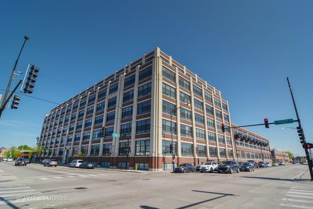 3963 W Belmont Avenue #339, Chicago, IL 60618 (MLS #09954987) :: Domain Realty