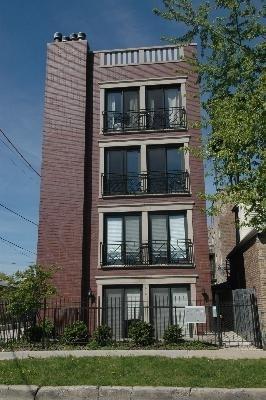 646 N Oakley Boulevard #2, Chicago, IL 60612 (MLS #09955420) :: The Saladino Sells Team