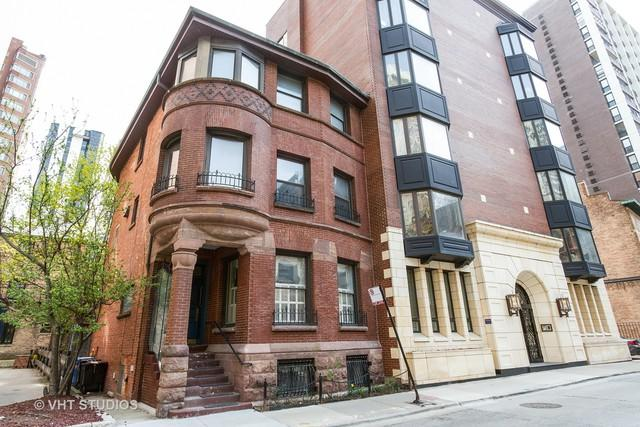 41 E Schiller Street, Chicago, IL 60610 (MLS #09955539) :: Property Consultants Realty