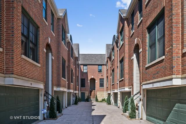 2140 N Winchester Avenue #8, Chicago, IL 60614 (MLS #09955950) :: Property Consultants Realty
