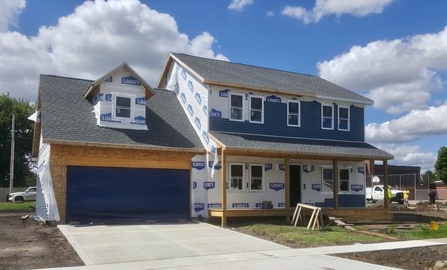 207 N West Avenue, OGDEN, IL 61859 (MLS #09956585) :: Littlefield Group