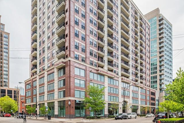 451 W Huron Street #1307, Chicago, IL 60654 (MLS #09956763) :: Property Consultants Realty