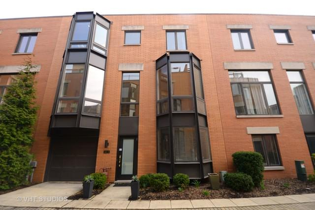 1433 N Cleveland Avenue H, Chicago, IL 60610 (MLS #09959278) :: Property Consultants Realty