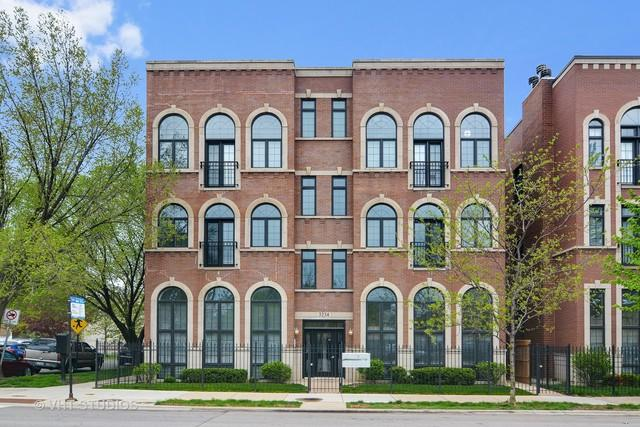 3234 N California Avenue 2S, Chicago, IL 60618 (MLS #09959925) :: Domain Realty
