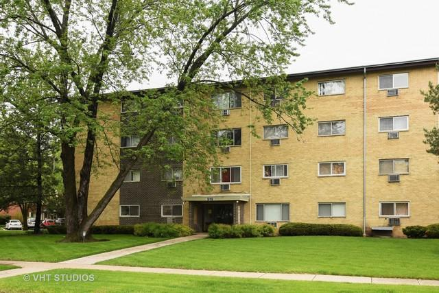 919 N Boxwood Drive #408, Mount Prospect, IL 60056 (MLS #09960119) :: The Schwabe Group