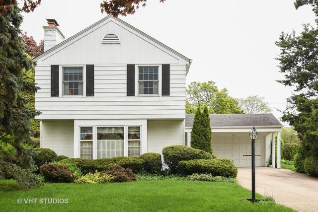 415 S We Go Trail, Mount Prospect, IL 60056 (MLS #09960136) :: The Schwabe Group