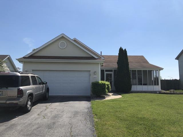 25719 S Rose Lane, Monee, IL 60449 (MLS #09974649) :: The Wexler Group at Keller Williams Preferred Realty
