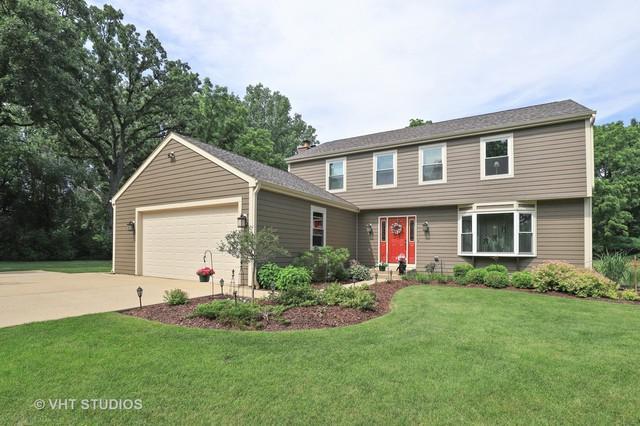 40360 N Fox Run Lane, Antioch, IL 60002 (MLS #09980356) :: Ani Real Estate