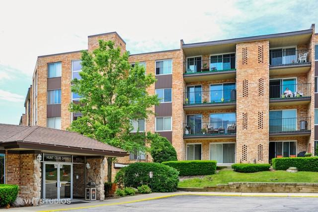 1101 S Hunt Club Drive #208, Mount Prospect, IL 60056 (MLS #09989810) :: The Jacobs Group