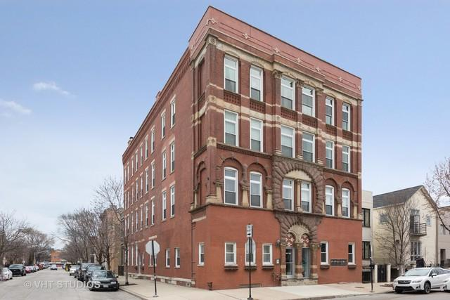 1517 N Paulina Street 1F, Chicago, IL 60622 (MLS #09992792) :: The Perotti Group