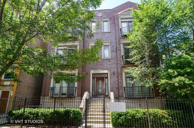 1010 N Francisco Avenue 3N, Chicago, IL 60622 (MLS #09992850) :: The Perotti Group