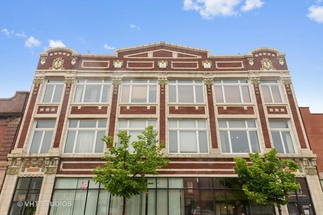 2544 W North Avenue 2C, Chicago, IL 60647 (MLS #09993566) :: The Perotti Group