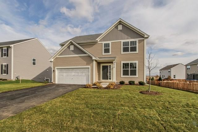 1410 Woodlily Lot# 447 Court, Joliet, IL 60431 (MLS #10042063) :: The Wexler Group at Keller Williams Preferred Realty