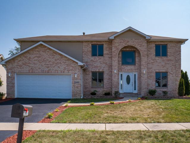 22951 Eastbrook Drive, Sauk Village, IL 60411 (MLS #10047540) :: The Jacobs Group