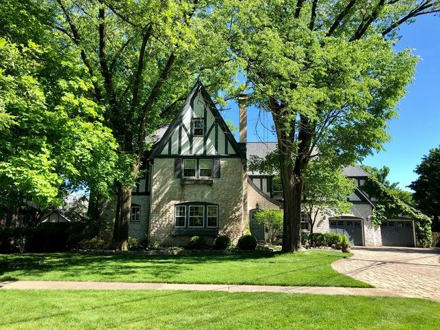 600 Stonegate Terrace, Glencoe, IL 60022 (MLS #10050400) :: The Spaniak Team