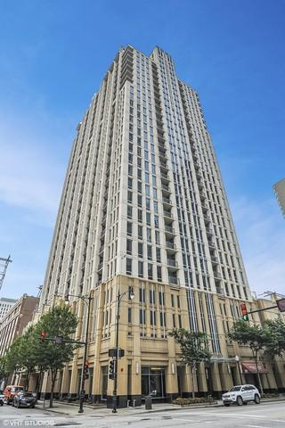 1250 S Michigan Avenue #1605, Chicago, IL 60605 (MLS #10053620) :: Touchstone Group
