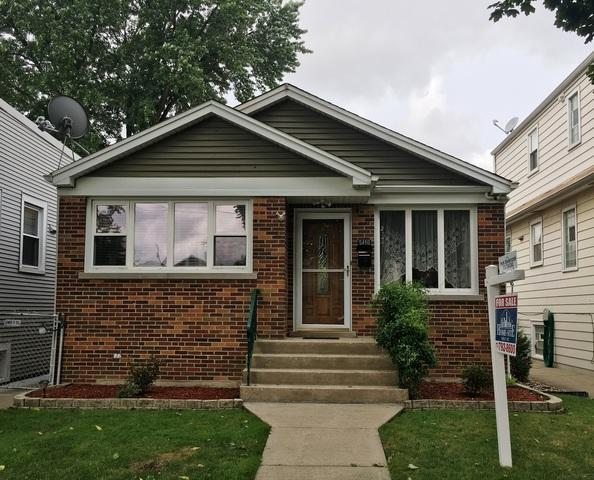 5410 N Moody Avenue, Chicago, IL 60630 (MLS #10054958) :: The Jacobs Group
