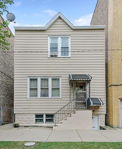 3037 W George Street, Chicago, IL 60618 (MLS #10056845) :: The Jacobs Group