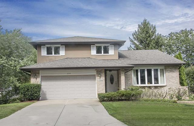 2350 Pepper Tree Court, Lisle, IL 60532 (MLS #10069941) :: The Jacobs Group