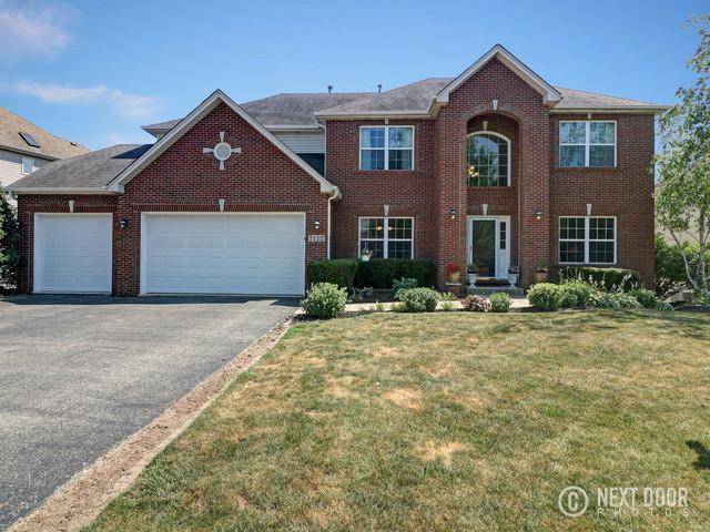 1112 Homestead Drive, Yorkville, IL 60560 (MLS #10075807) :: Lewke Partners