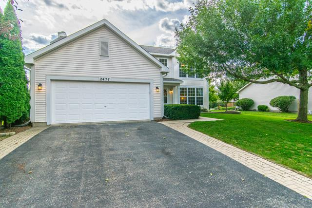 2477 Wild Dunes Circle, Aurora, IL 60503 (MLS #10084822) :: The Dena Furlow Team - Keller Williams Realty