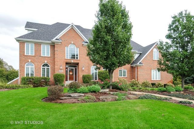 10615 Burnham Court, Naperville, IL 60564 (MLS #10105785) :: Helen Oliveri Real Estate
