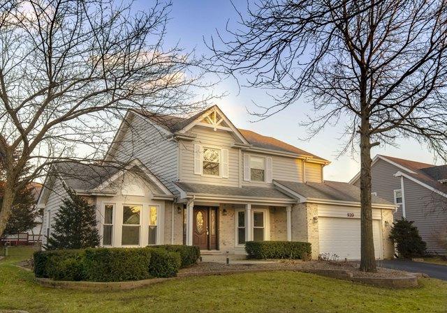920 Elm Street, Naperville, IL 60540 (MLS #10112999) :: Baz Realty Network | Keller Williams Preferred Realty