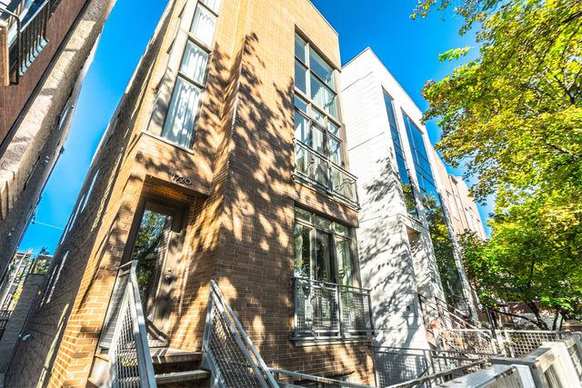1720 W Le Moyne Street #201, Chicago, IL 60622 (MLS #10116913) :: The Perotti Group | Compass Real Estate
