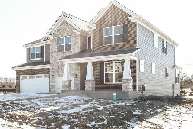 3415 Elsie  Lot# 39 Lane, Hoffman Estates, IL 60192 (MLS #10127551) :: Baz Realty Network | Keller Williams Preferred Realty