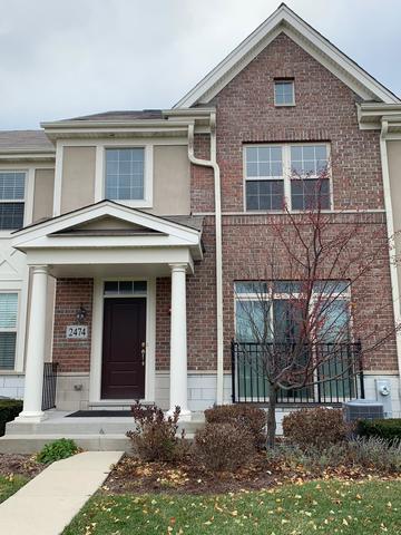 2474 Waterbury Lane, Buffalo Grove, IL 60089 (MLS #10133785) :: Baz Realty Network | Keller Williams Preferred Realty