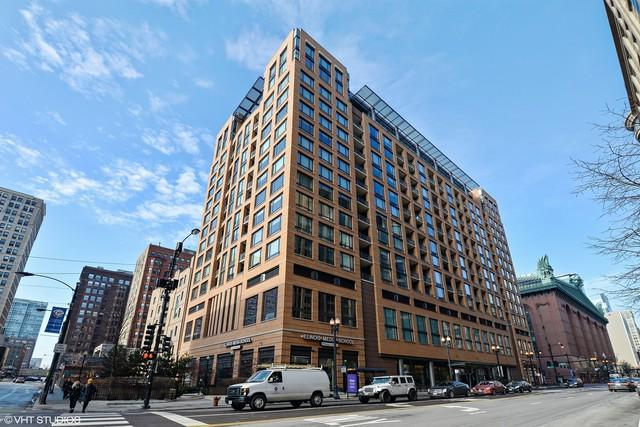 520 S State Street #1109, Chicago, IL 60605 (MLS #10138072) :: Baz Realty Network   Keller Williams Preferred Realty