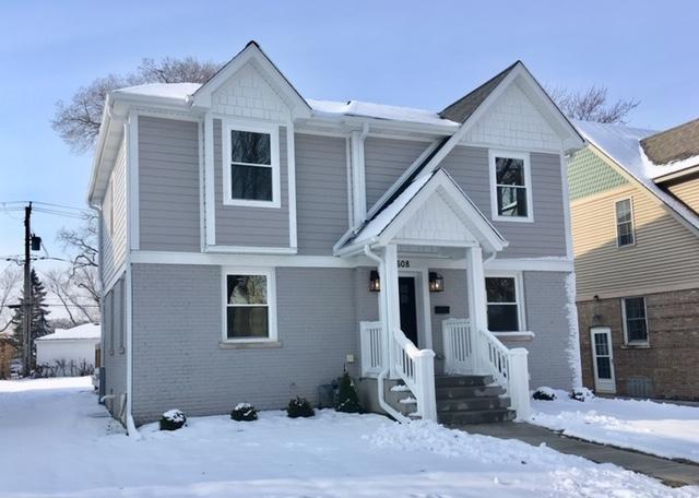 608 7th Avenue, La Grange, IL 60525 (MLS #10143298) :: The Wexler Group at Keller Williams Preferred Realty
